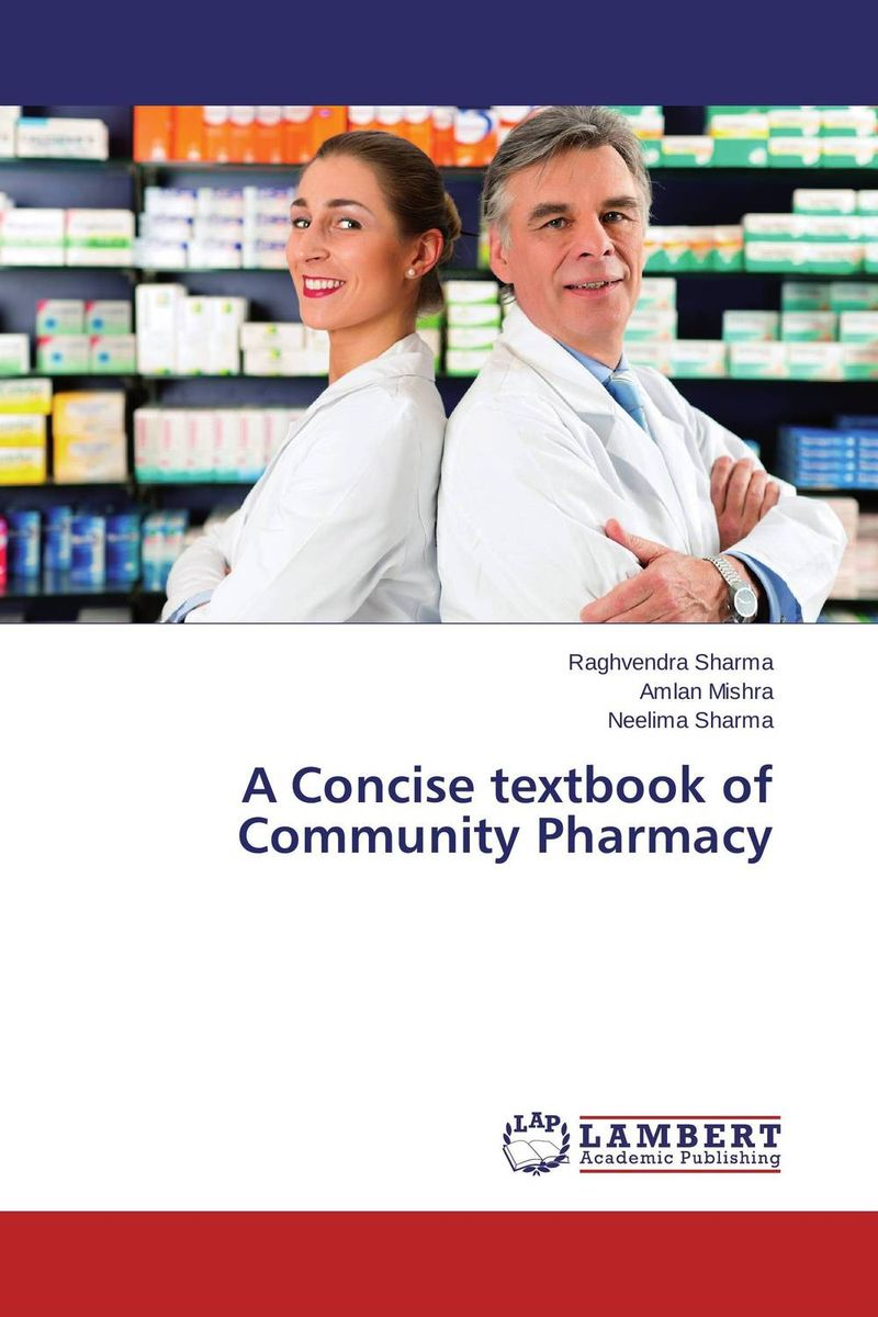 A Concise textbook of Community Pharmacy pf d arcy d arcy the pharmacy
