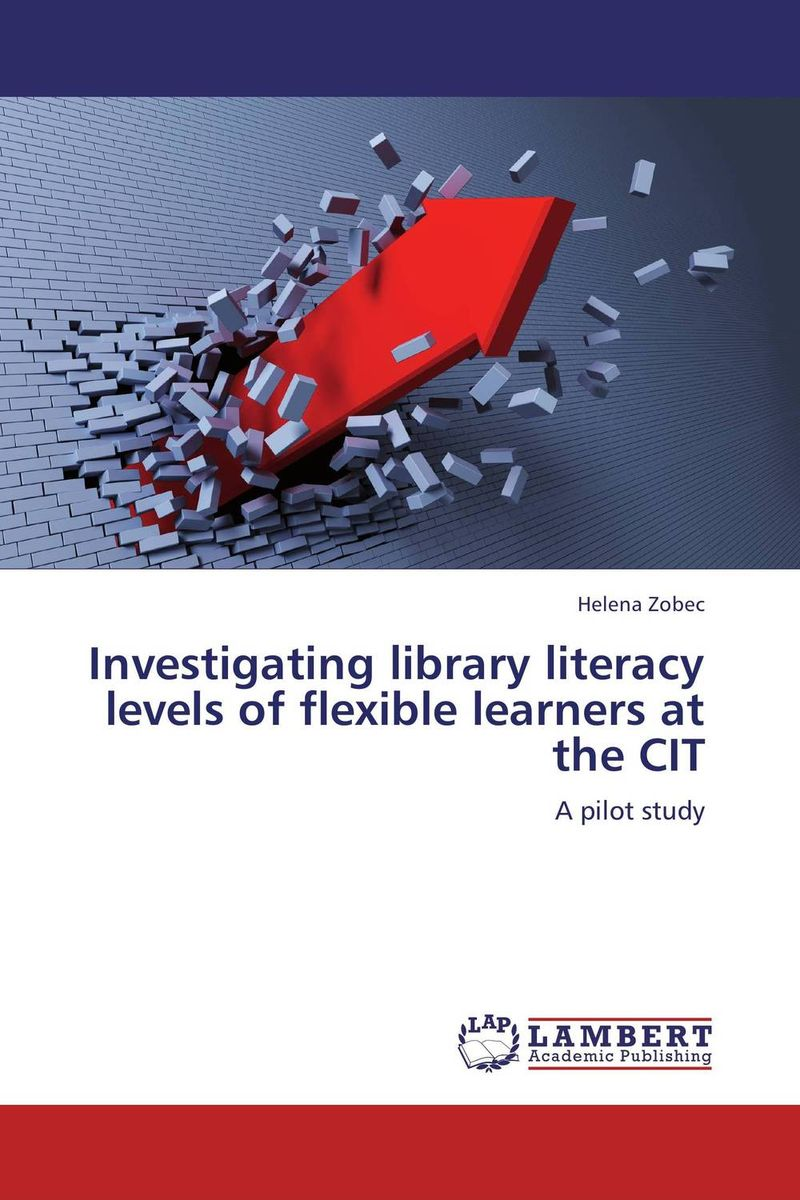 Investigating library literacy levels of flexible learners at the CIT peppa goes to the library
