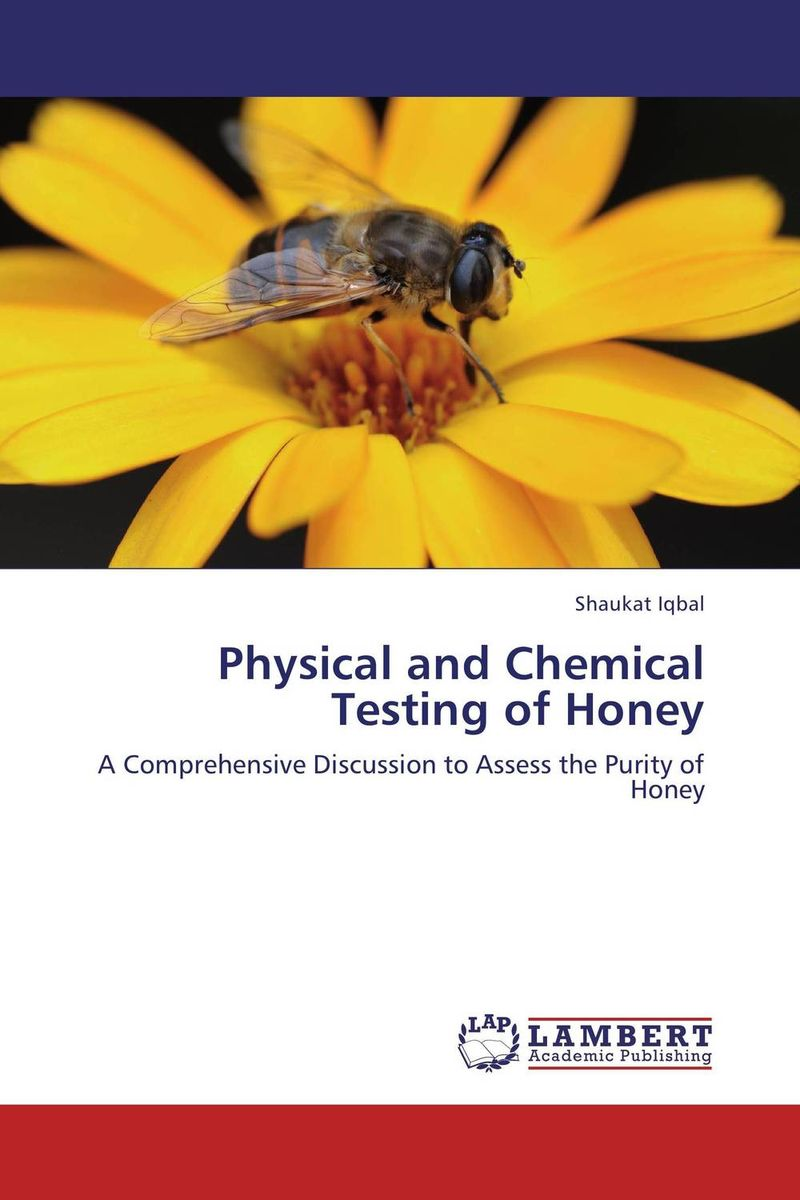 Physical and Chemical Testing of Honey the limiting background in a detector testing facility for supercdms