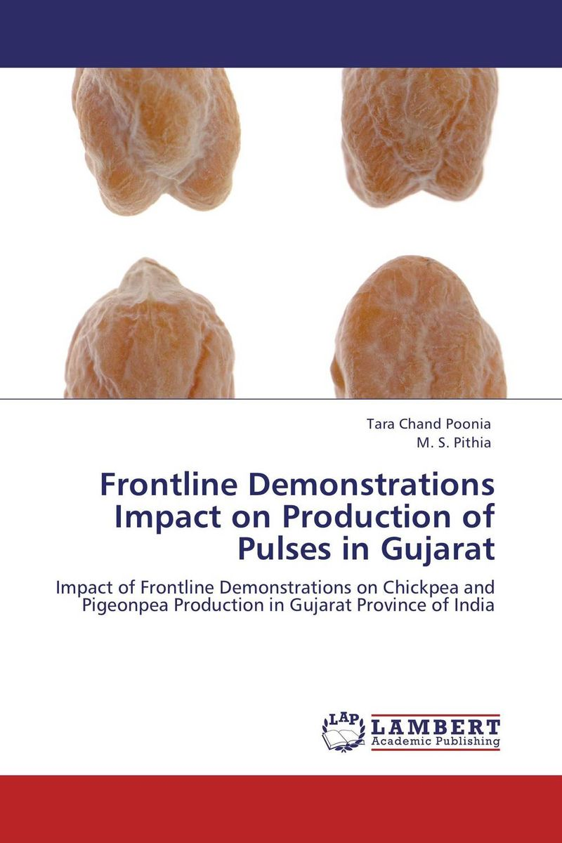 Frontline Demonstrations Impact on Production of Pulses in Gujarat impact of globalization on production and export of turmeric in india