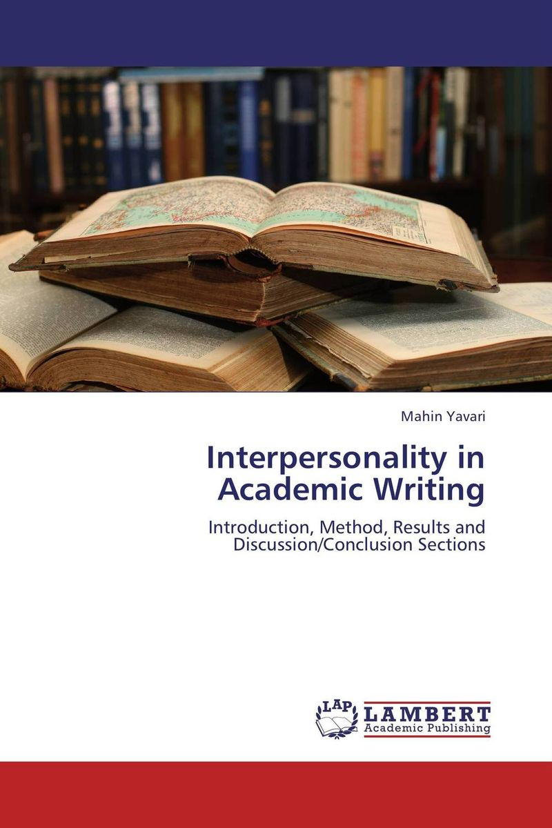 Interpersonality in Academic Writing