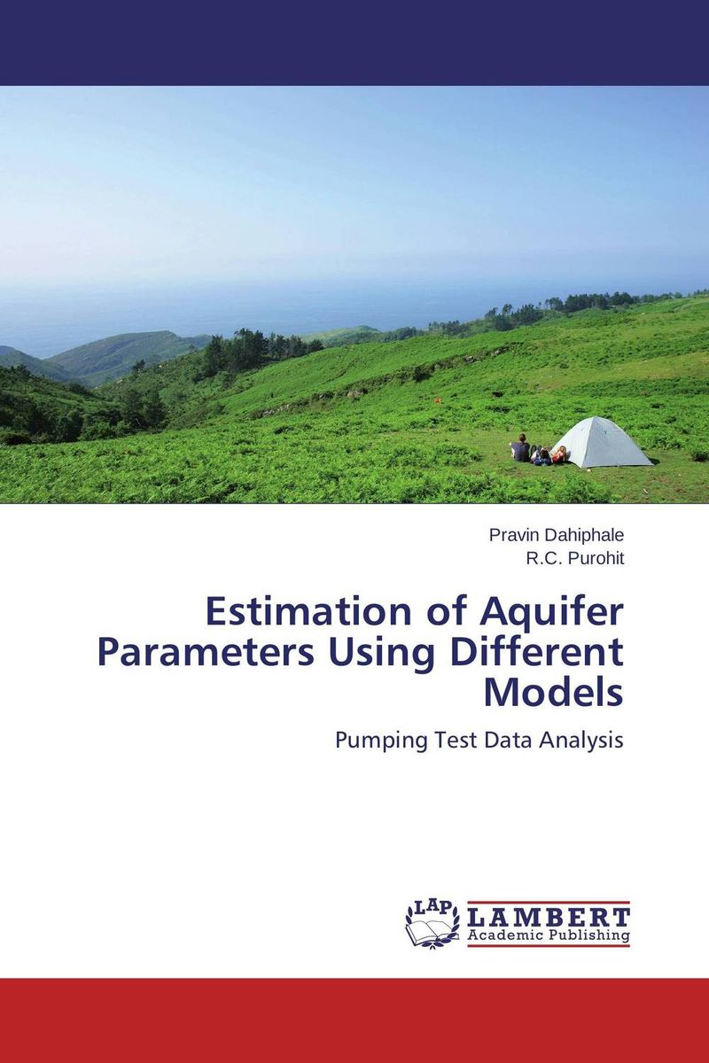 Estimation of Aquifer Parameters Using Different Models hydrotropic solubilization phenomenon for spectroscopic estimation