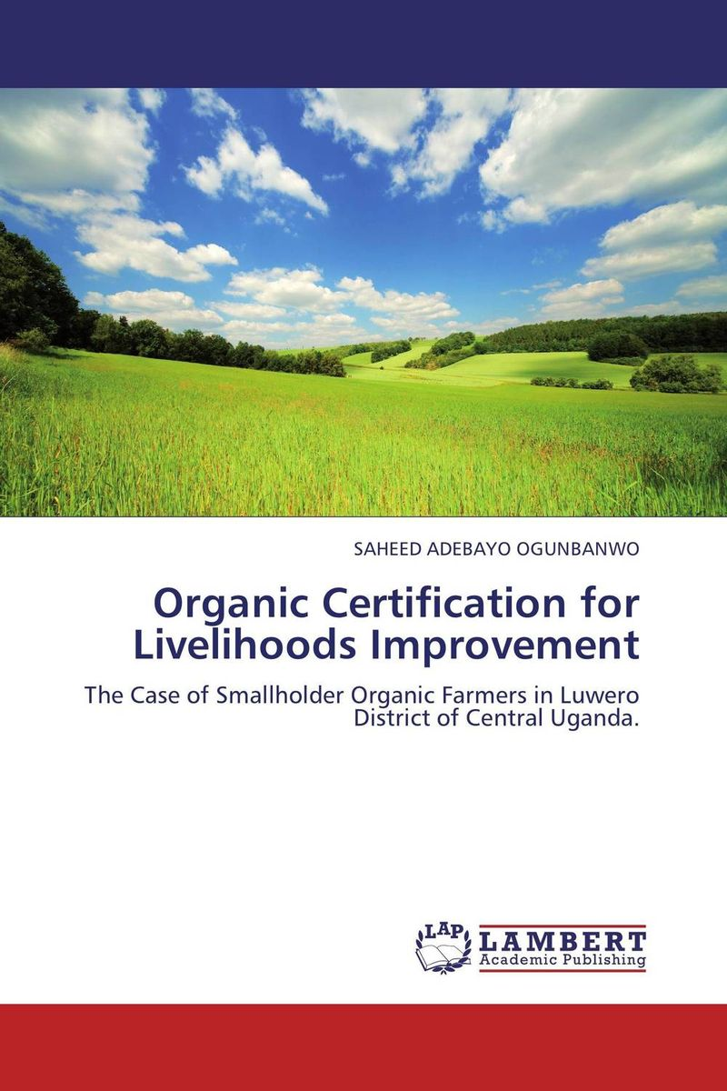 Organic Certification for Livelihoods Improvement role of bacillus circulans in bio organic agriculture