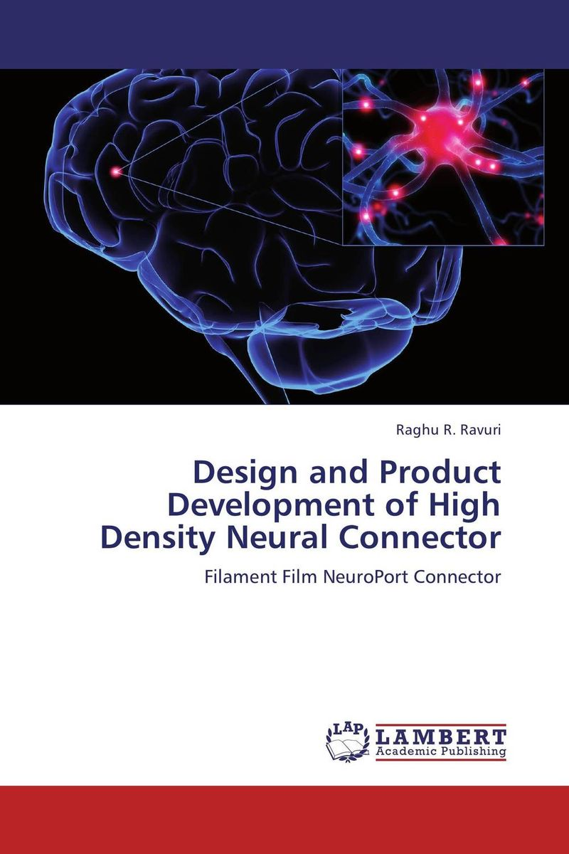 Design and Product Development of High Density Neural Connector food design in italy product development and communication