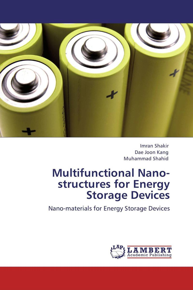 Multifunctional Nano-structures for Energy Storage  Devices discharge measuring structures