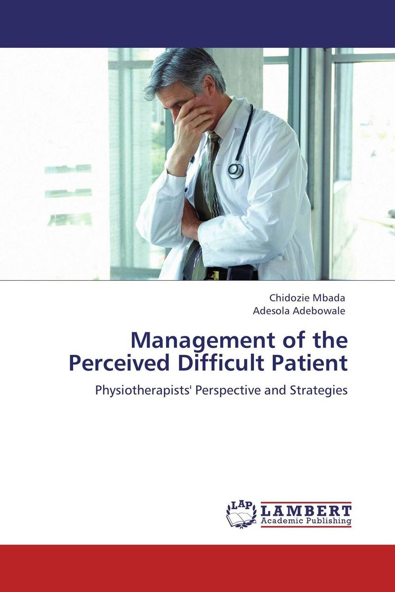 Management of the Perceived Difficult Patient peter lockhart b oral medicine and medically complex patients
