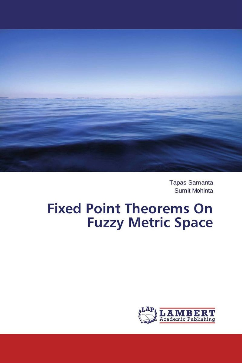 Fixed Point Theorems On Fuzzy Metric Space nirmal kumar singh and ravi prakash dubey fixed point theorems in topological spaces with application to fratal