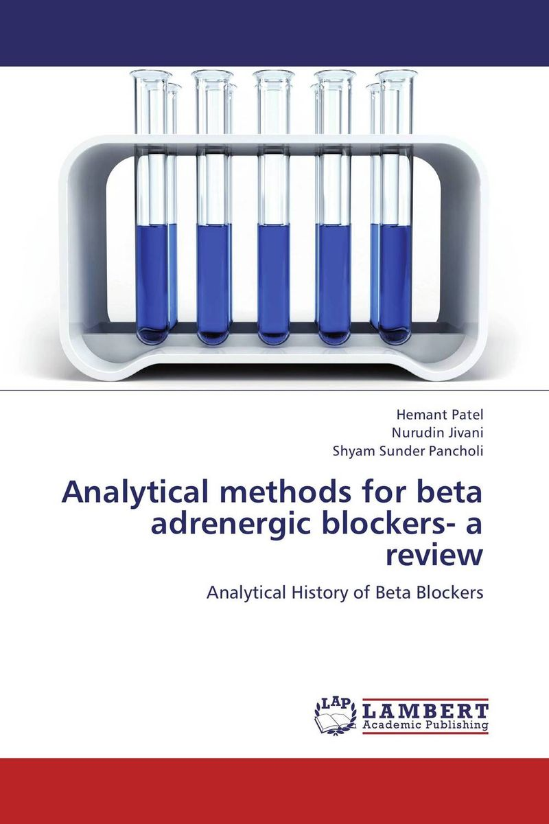Analytical methods for beta adrenergic blockers- a review in situ detection of dna damage methods and protocols