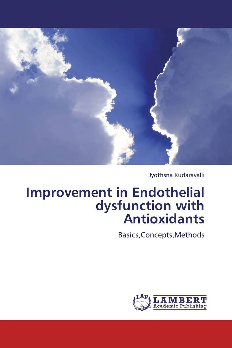 Improvement in Endothelial dysfunction with Antioxidants