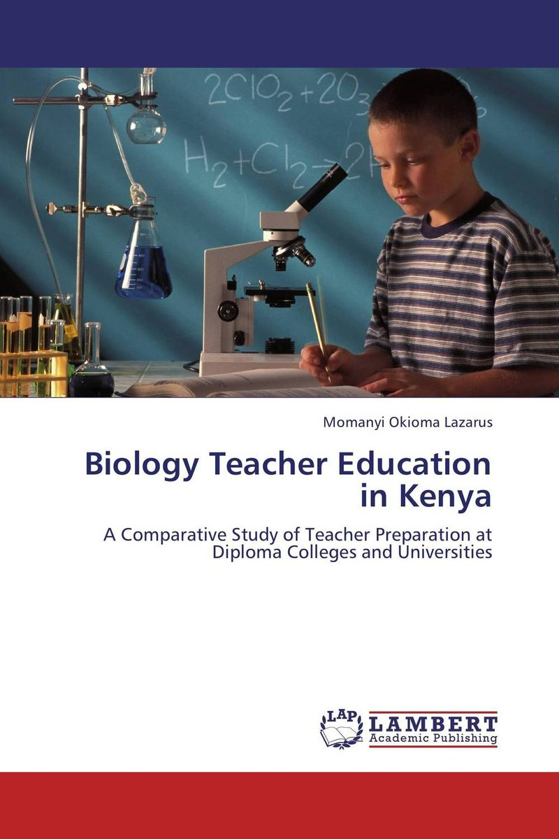 Biology Teacher Education in Kenya complete first teacher s book with teacher s resources cd