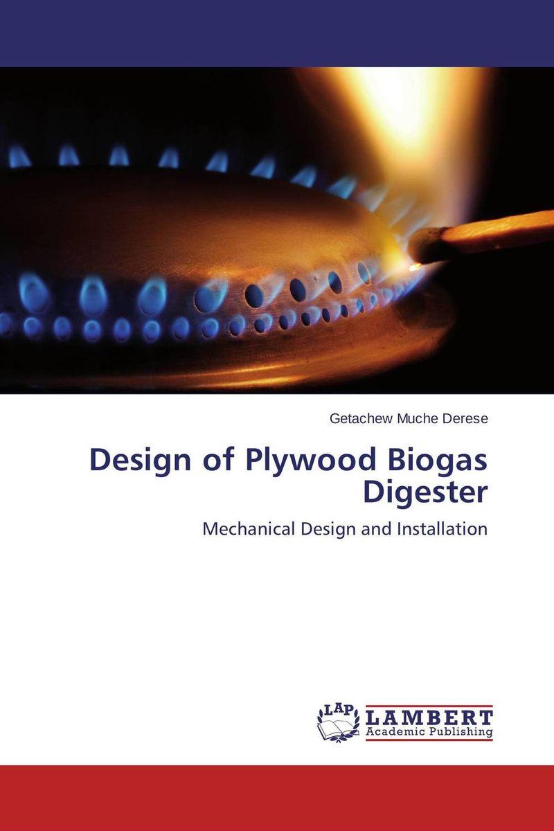 Design of Plywood Biogas Digester biogas production form kitchen waste