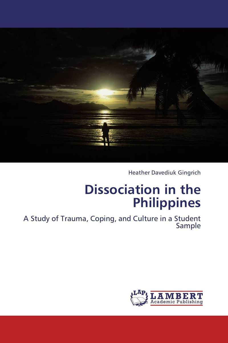 Dissociation in the Philippines marvin tolentino and angelo dullas subjective well being and farming experiences of filipino children
