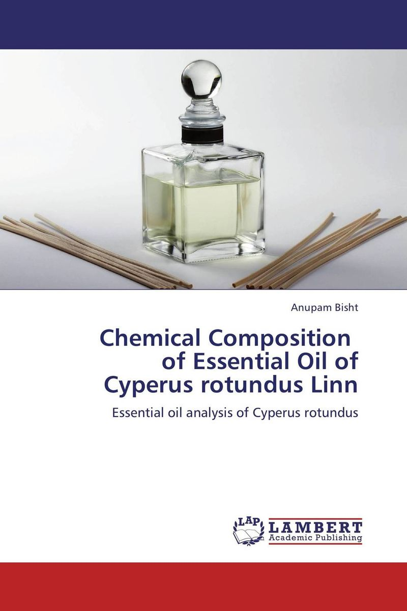 Chemical Composition of Essential Oil of Cyperus rotundus Linn biochemical composition of plant roots