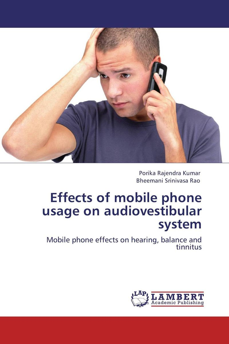 купить Effects of mobile phone usage on audiovestibular system недорого