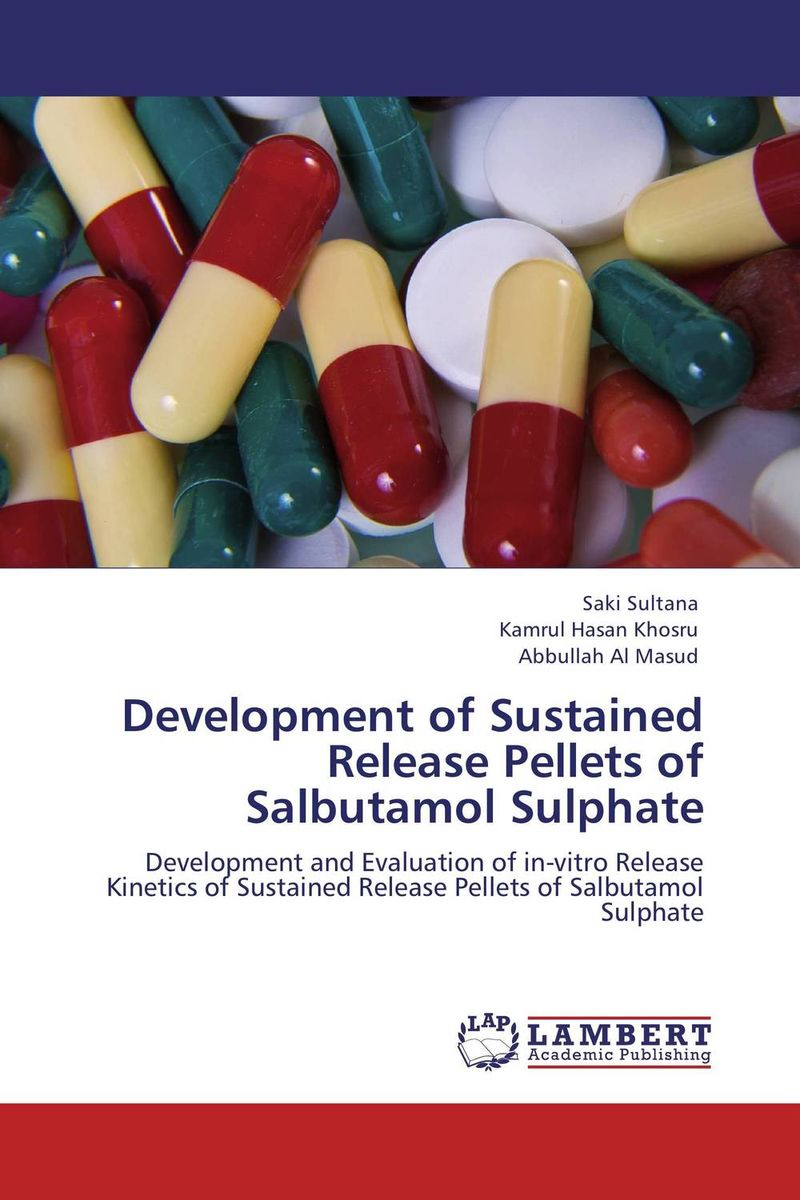 Development of Sustained Release Pellets of Salbutamol Sulphate the release