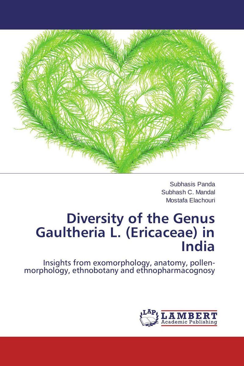 Diversity of the Genus Gaultheria L. (Ericaceae) in India multidisciplinary taxonomic revision in the genus vitex l in africa