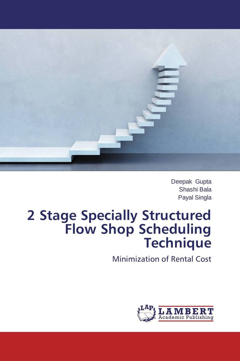 2 Stage Specially Structured Flow Shop Scheduling Technique optimization of hydro generation scheduling