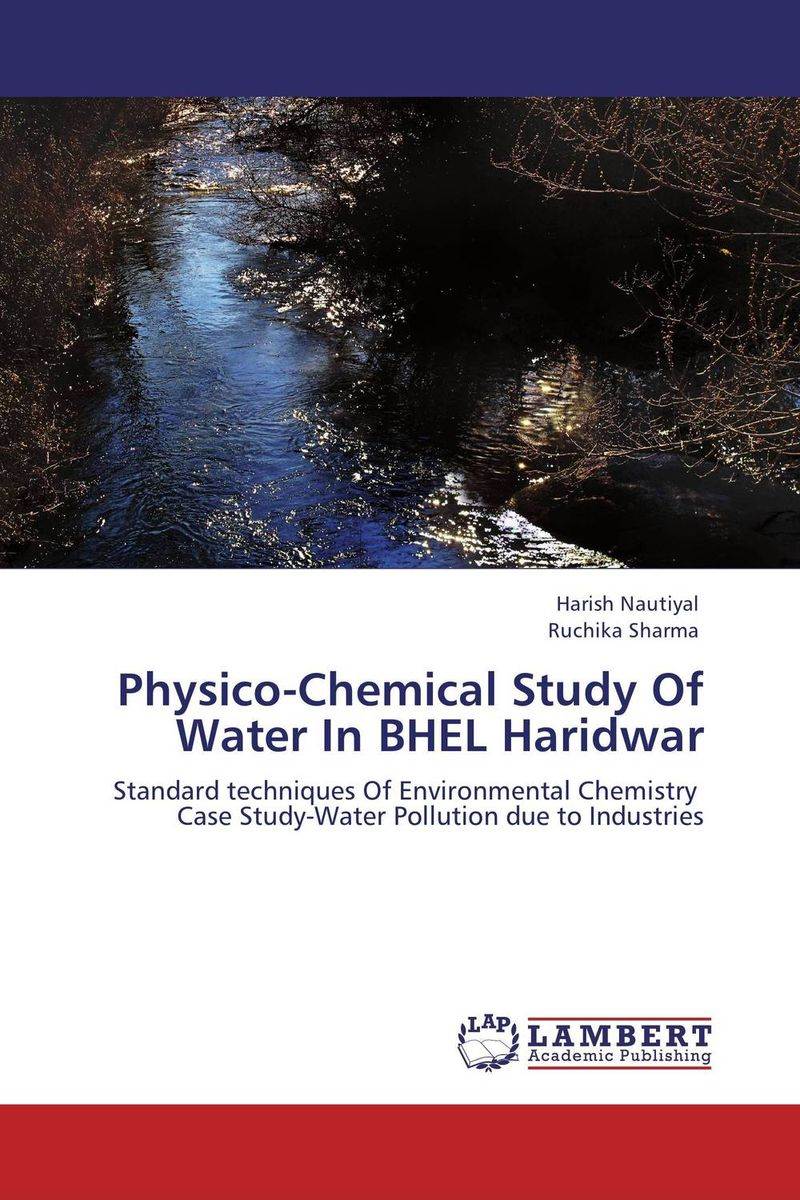 Physico-Chemical Study Of Water In BHEL Haridwar bride of the water god v 3