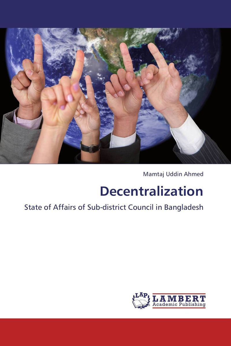 Decentralization district substructures as agents of local governance