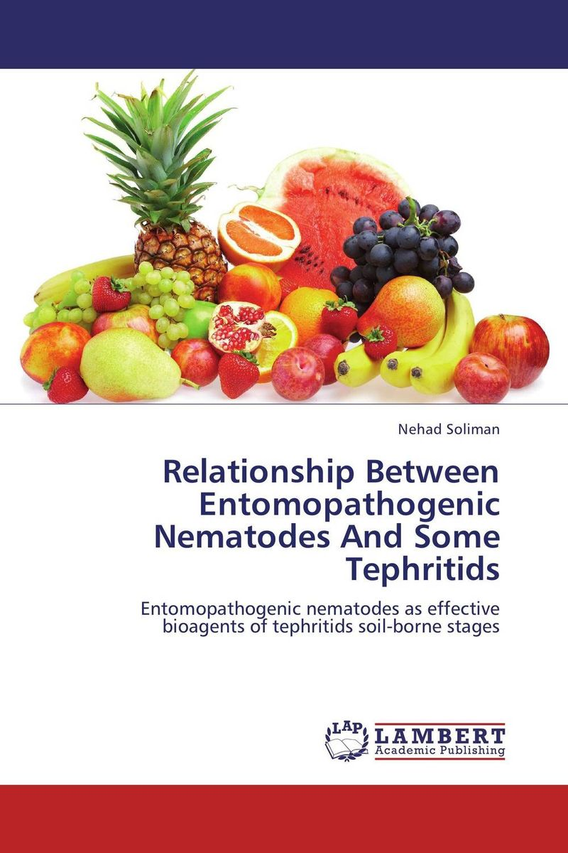 Relationship Between Entomopathogenic Nematodes And Some Tephritids persistence and effectiveness of the entomopathogenic nematodes