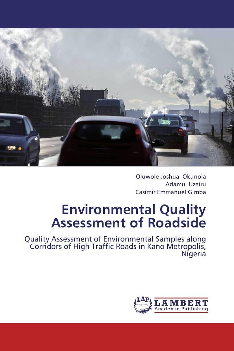 купить Environmental Quality Assessment of Roadside недорого