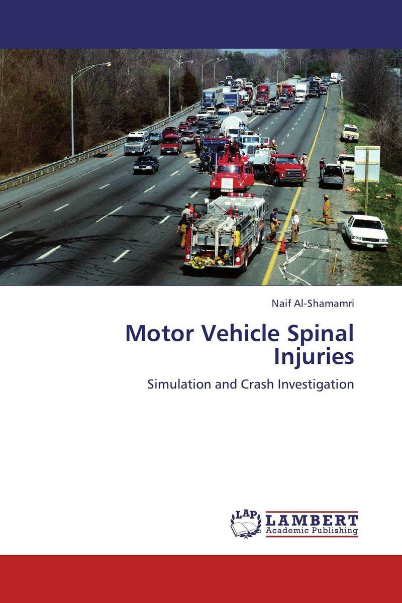 Motor Vehicle Spinal Injuries kinematics