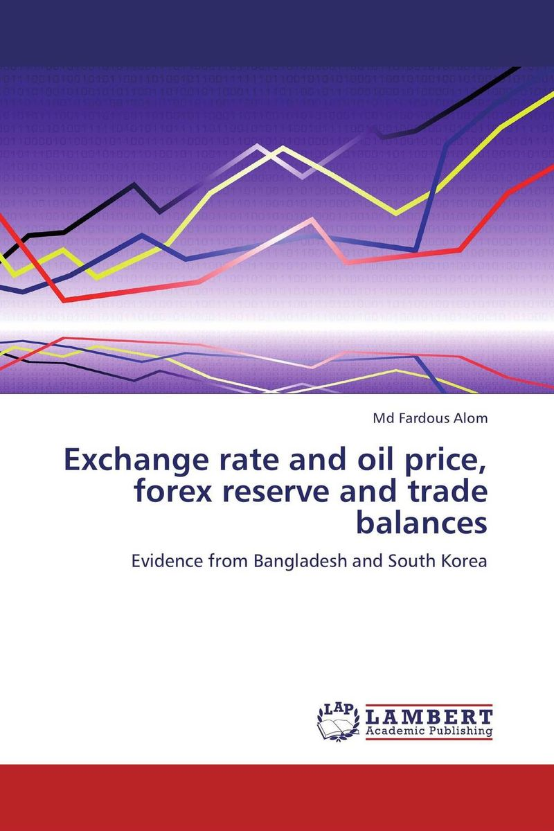 Exchange rate and oil price, forex reserve and trade balances forex b016 6607