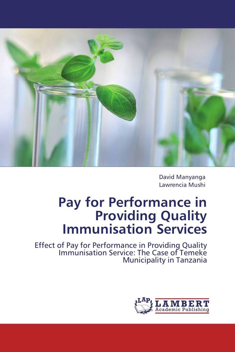 Pay for Performance in Providing Quality Immunisation Services
