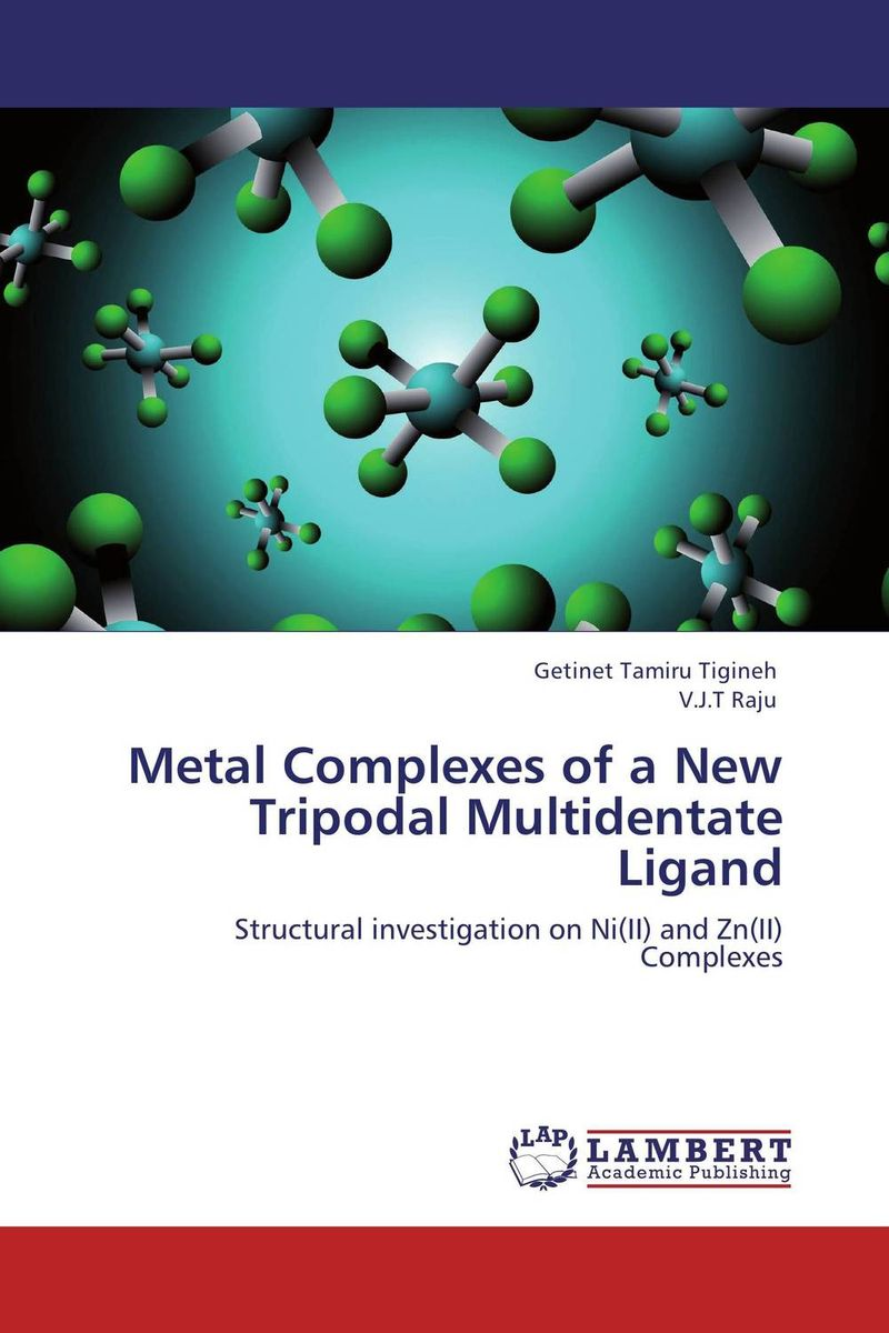 Metal Complexes of a New Tripodal Multidentate Ligand