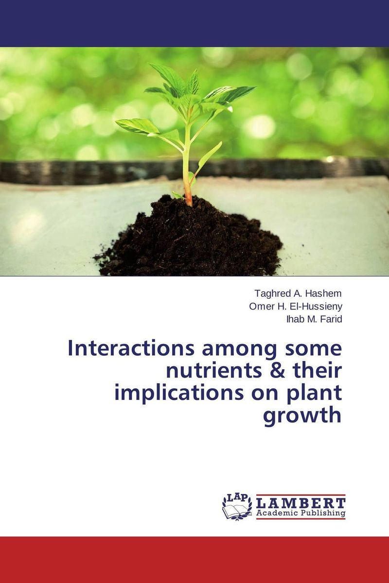 Interactions among some nutrients & their implications on plant growth