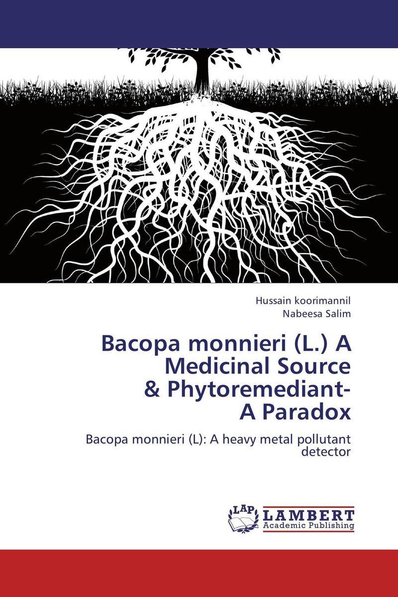 купить Bacopa monnieri (L.) A Medicinal Source  & Phytoremediant-  A Paradox недорого