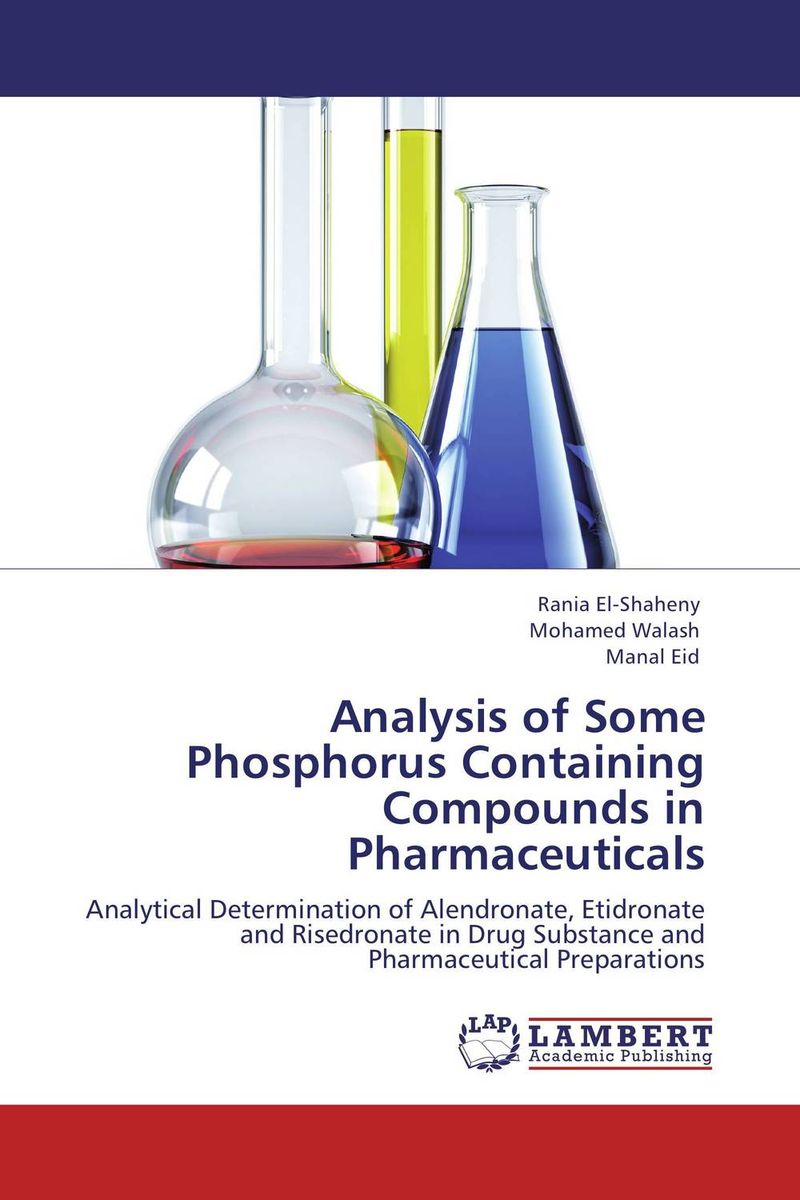 Analysis of Some Phosphorus Containing Compounds in Pharmaceuticals marine pharmaceutical compounds