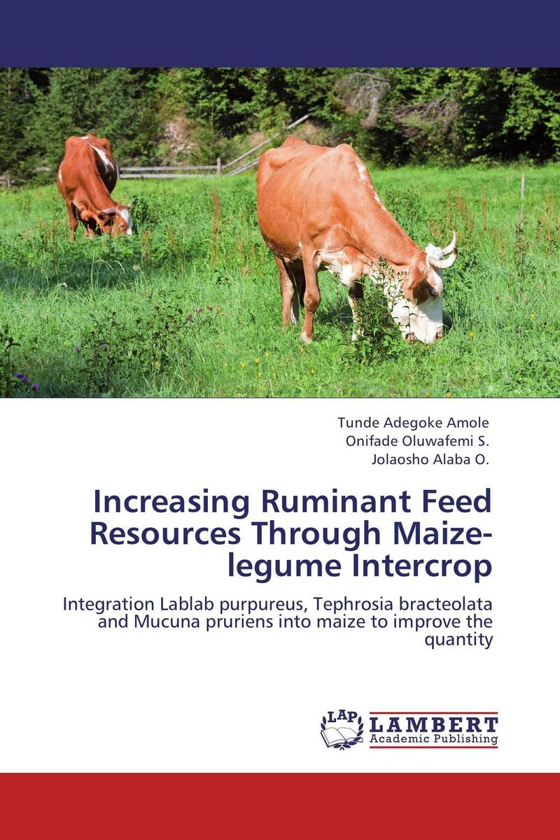 Increasing Ruminant Feed Resources Through Maize-legume Intercrop