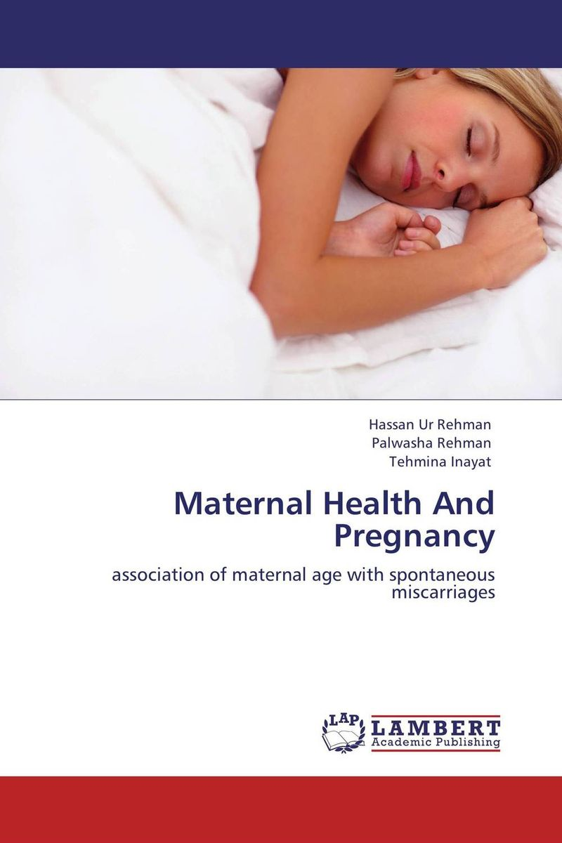 Maternal Health And Pregnancy