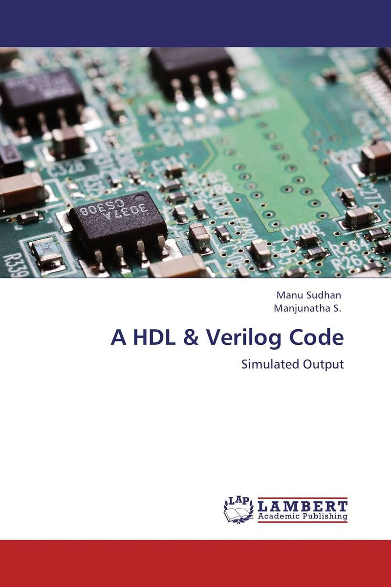 A HDL & Verilog Code basics of automata languages and computation
