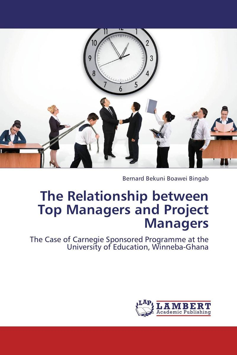 The Relationship between Top Managers and Project Managers john cross the little black book for managers how to maximize your key management moments of power