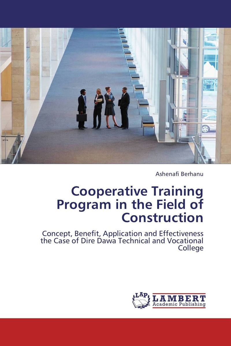 Cooperative Training Program in the Field of Construction training of field functionaries