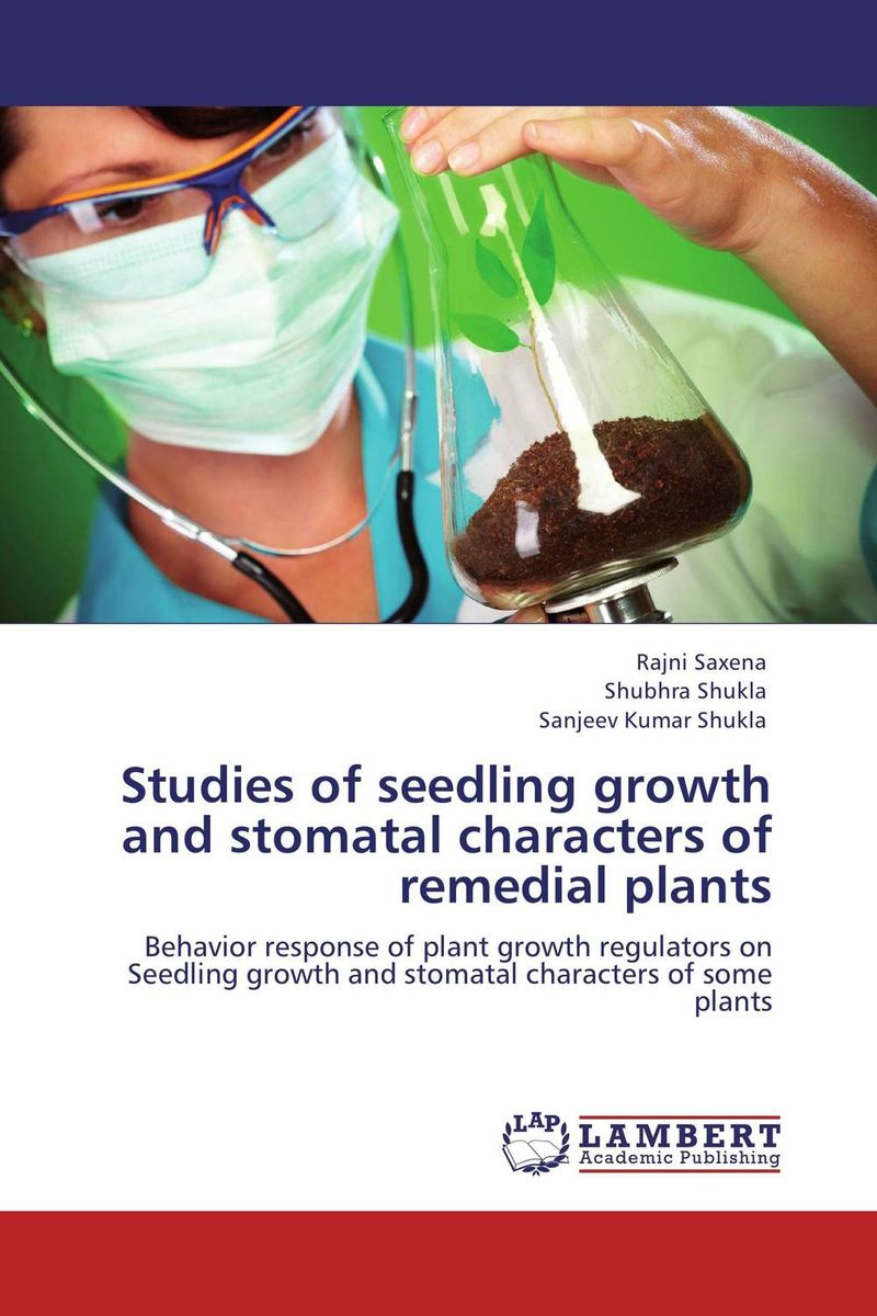Studies of seedling growth and stomatal characters of remedial plants mohd mazid and taqi ahmed khan interaction between auxin and vigna radiata l under cadmium stress