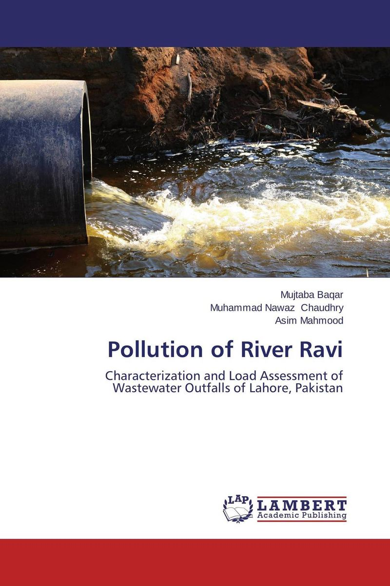 Pollution of River Ravi assessing the demand of river bank recreational facilities