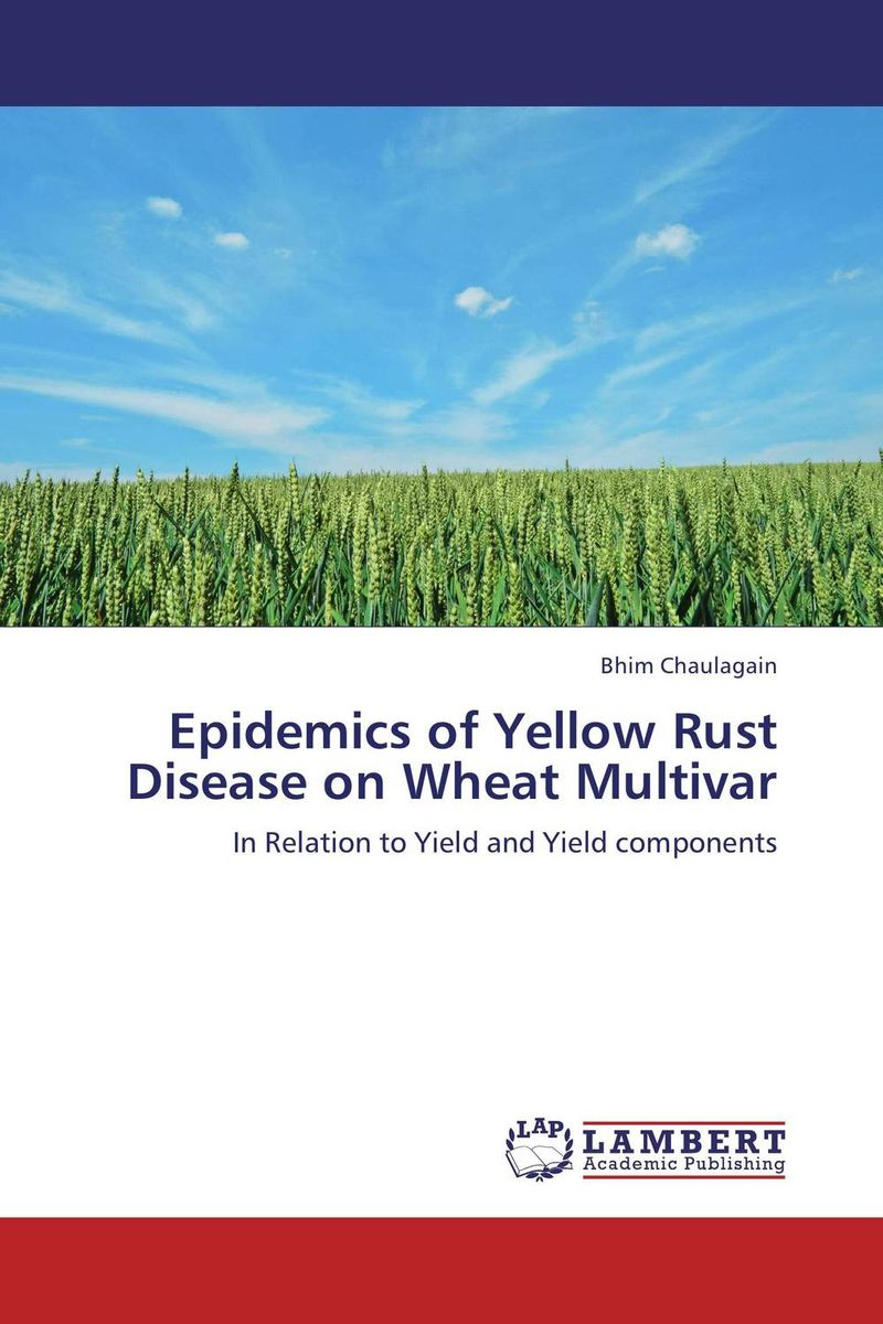 Epidemics of Yellow Rust Disease on  Wheat Multivar rajkumar ramteke girish kumar gupta and vijay lakshmi singh development of rust