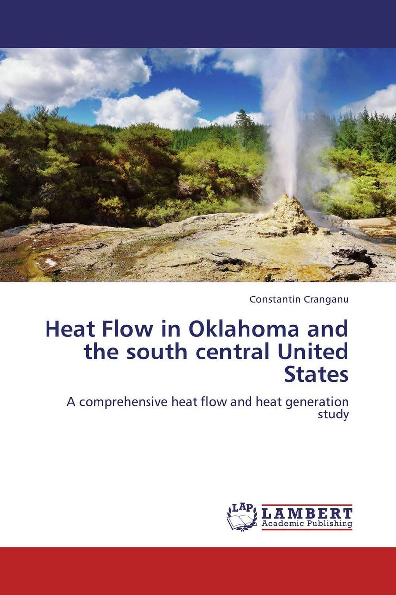 Heat Flow in Oklahoma and the south central United States