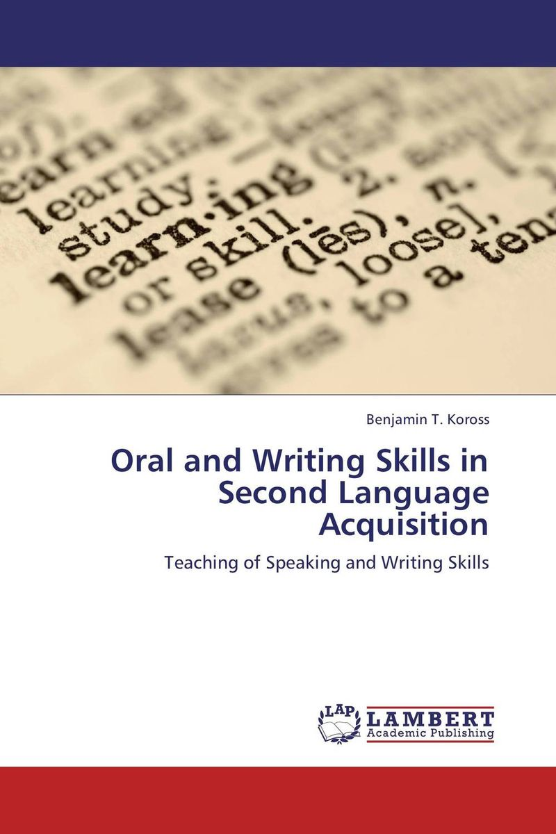 Oral and Writing Skills in Second Language Acquisition use of role plays in teaching english in primary schools