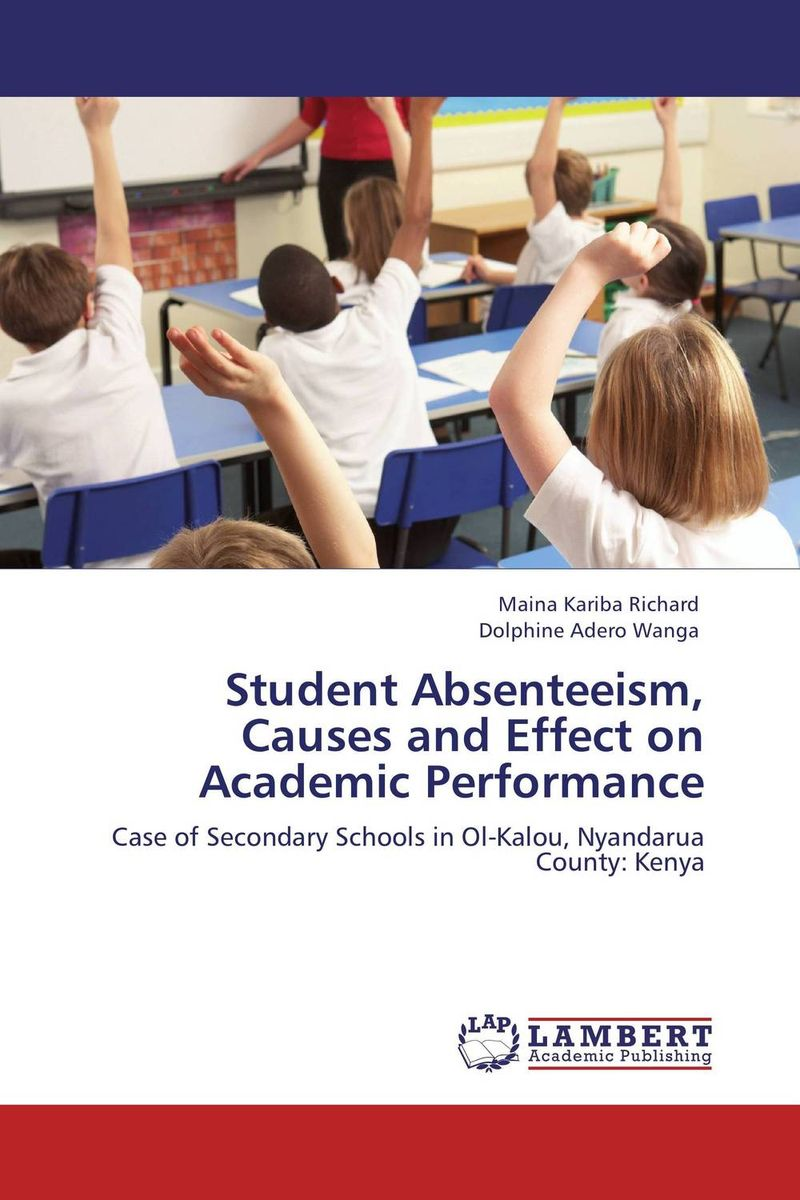 absenteeism its effect on the scholastic