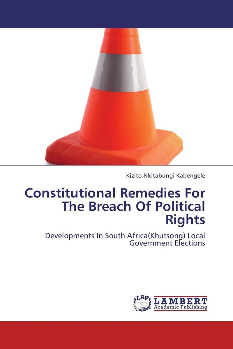 Constitutional Remedies For The Breach Of Political Rights