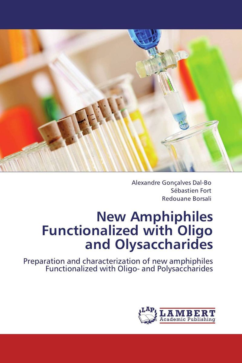 New Amphiphiles Functionalized with Oligo and Olysaccharides annual reports on nmr spectroscopy 68