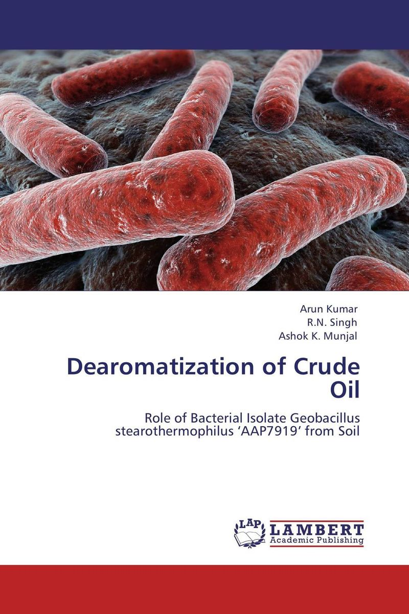 Dearomatization of Crude Oil dearomatization of crude oil