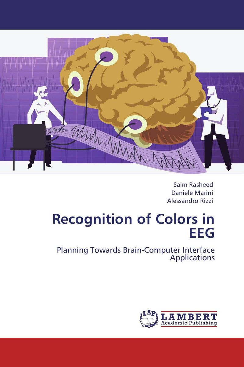 Recognition of Colors in EEG sinix 635 gr