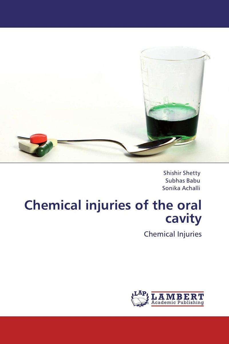 Chemical injuries of the oral cavity oral and maxillofacial injuries in military recruits