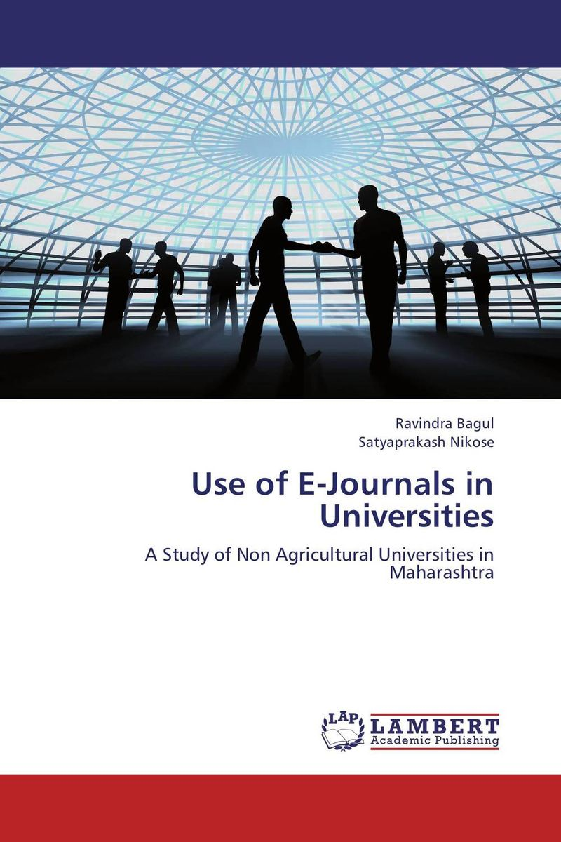 купить Use of E-Journals in Universities недорого