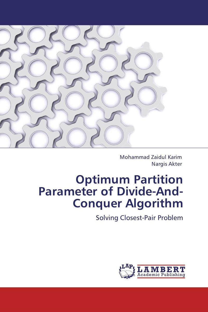 Optimum Partition Parameter of Divide-And-Conquer Algorithm c alexander london we give a squid a wedgie